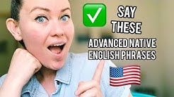 16 Advanced Vocabulary and Phrases for Speaking English in Conversation