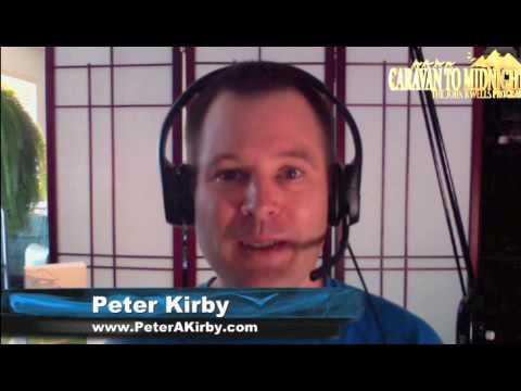 John B. Wells and Peter A. Kirby on Caravan to Midnight 7-27-16