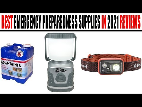 Top 10 Best Emergency Preparedness Supplies In 2020 Reviews