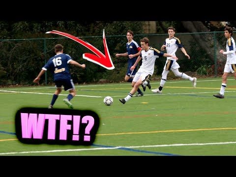 KID FAILS IN *120TH MINUTE* TO LOSE FINALS!!   IRL SCHOOL FOOTBALL / SOCCER HIGHLIGHTS (ep 7)