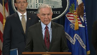 Sessions: I plan to continue as attorney general thumbnail