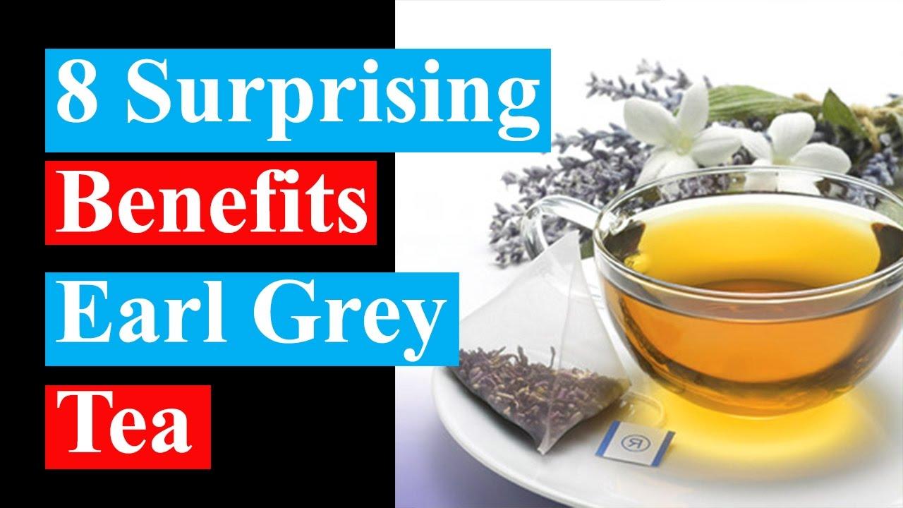 Bergamot earl grey tea benefits