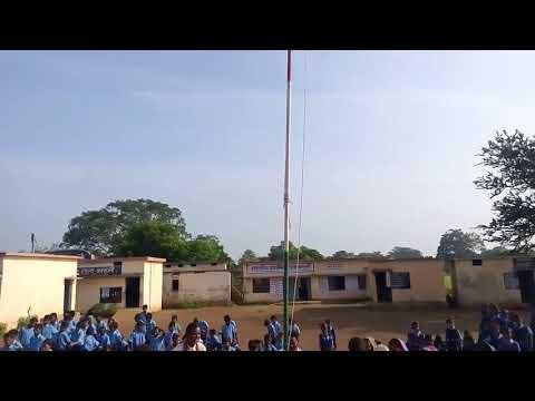 Bamhani school 15August 2017
