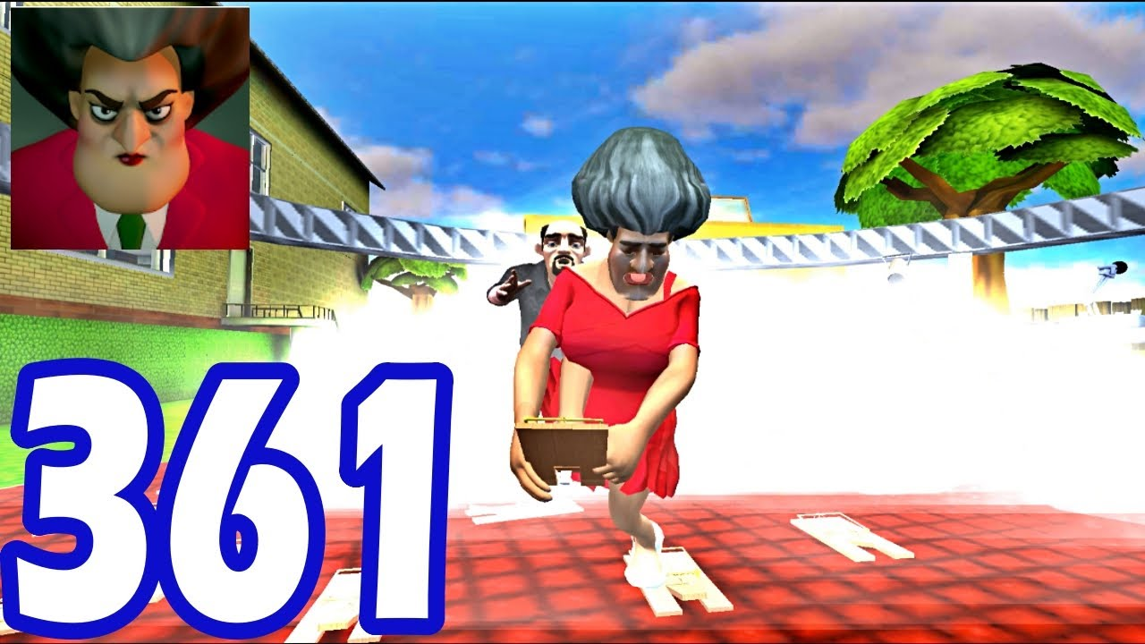 Download Scary Teacher 3D #361 -   NEW UPDATE   - New Prank New Levels Unlocked Gameplay ( android, ios )