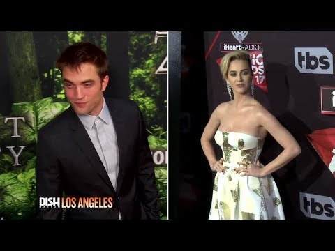 KATY PERRY HAS A 'SPECIAL FRIENDSHIP' WITH ROBERT PATTINSON