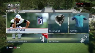 Golf: Mountain Shootout Banff Springs GC Alberta, Canada and PGA Championship @ Quail Hollow