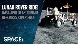 Lunar Rover Ride - Apollo 16 Astronaut Describes Experience