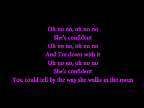Justin Bieber   Confident ft  Chance The Rapper Ly
