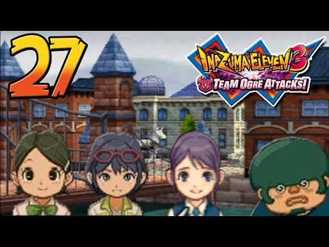 Let's Play Inazuma Eleven 3: Team Ogre Attacks! - Part 27 - Jolly Old England