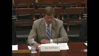 Rep. Tipton Advocates for the Space Resources Institute Act