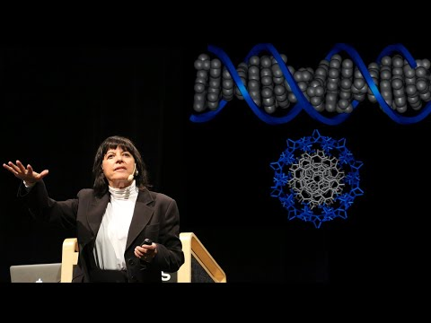 Jacqueline Barton: DNA mediated signaling