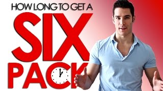 How Long Does it Take to Get a Six Pack