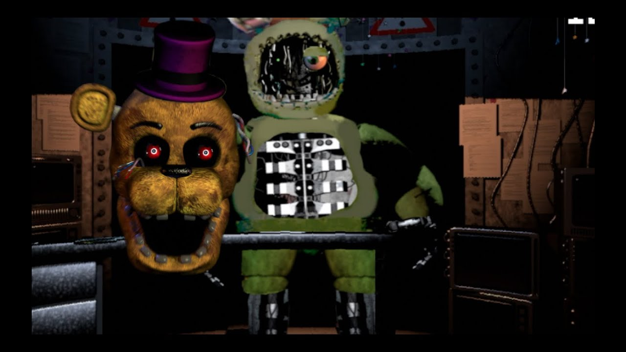 Fredbears family diner demo play now - Fredbears Family Diner Demo Play Now Old Fredbear Arrives Five Nights At Fredbear S Family