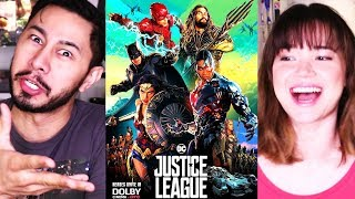 JUSTICE LEAGUE | Spoiler Review | 2nd Viewing | Gal Gadot, Ben Affleck, Jason Momoa, Henry Cavill