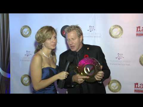 Steve Anthony - Top Male Television Personality of 2012 in Toronto - Top Choice Awards