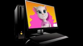 Скачать бесплатно игру Моя Говорящая Анжела на компьютер