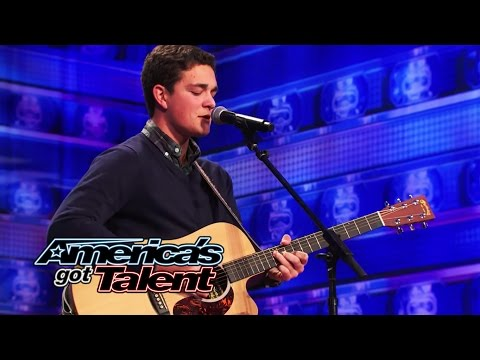 Jaycob Curlee: Singer Performs Stirring John Mayer Cover - America's Got Talent 2014