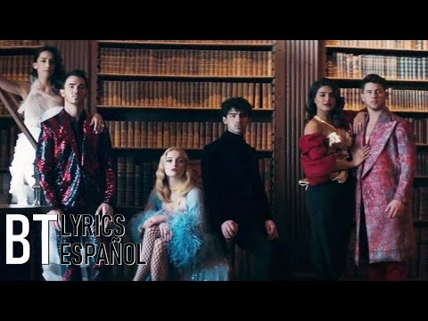 Jonas Brothers - Sucker (Lyrics + Español) Video Official