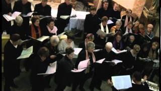 SANCTUS de la Saint Ludwig Messe de Joseph Gregor ZANGL par la CHORALE LITURGIQUE du GOLO