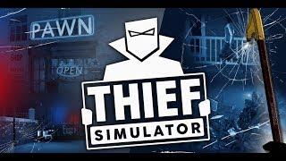 Okradamy warsztat - Thief Simulator | Simmi