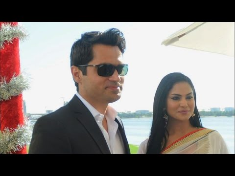 26-year jail to Veena Malik and husband
