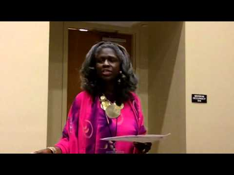 Mission America Dr Sabrina Black Linkage with Africa and Beyond.MOV
