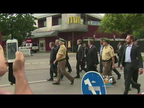 New Details Emerge In Terror Attack In Munich