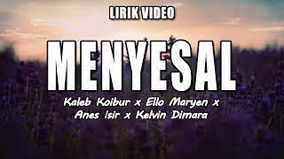 Download Lirik | Menyesal - Napy Star x TC8 Mp3
