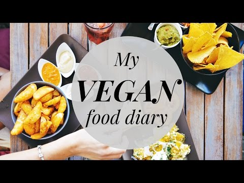 VEGAN FOOD DIARY