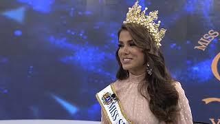 Gabriela De La Cruz: Voy con todo Venezuela para traerme la primera corona (1/2)