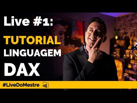 [Live #1 Mestre Power BI] Tutorial COMPLETO sobre a Linguagem DAX e Solução de Desafio da Vida Real