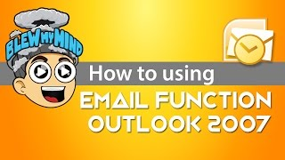 Microsoft Outlook 2007 Tutorial - Using the Email function & more (Part 1 of 2)
