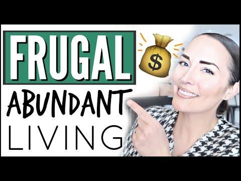 💰frugal-abundant-living-●-ultimate-frugal-living-tips-●-frugal-minimalist-family-+-hacks