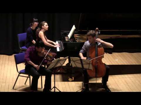 Mendelssohn Piano Trio No. 2 in C minor