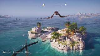 Assassin's Creed Odyssey - Female & Male Greek Athletes Adrestia Crew Themes Appearance (2018)