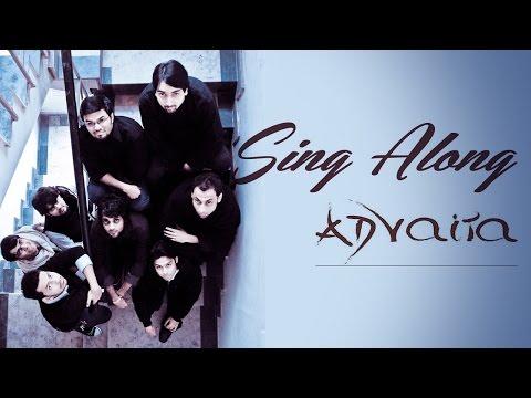 Spinning   Advaita   Lyric Video   Fusion   ArtistAloud