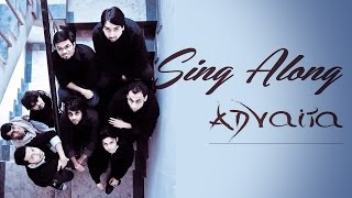 Spinning | Advaita | Lyric Video | Fusion | ArtistAloud