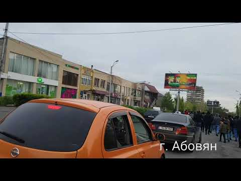 Митинги, волнения в Ереване и Абовяне / Rallies And Protests In Armenia And Abovyan City /