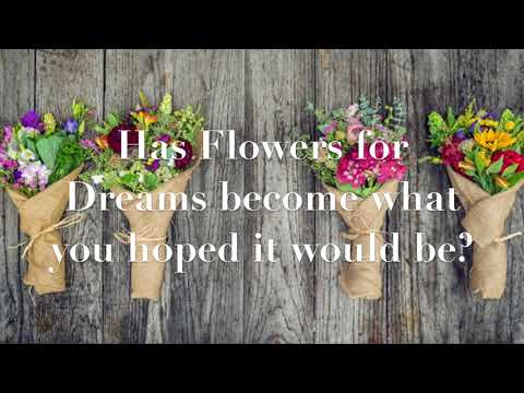 Stratford   Flowers for Dreams First Interview Blog 1 + captions