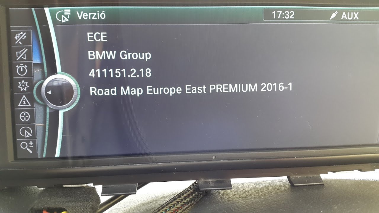 bmw e60 e61 2009 cic navigation 2016 1 update www. Black Bedroom Furniture Sets. Home Design Ideas