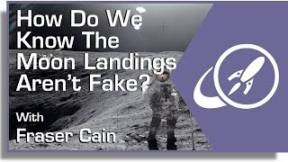 How Do We Know the Moon Landing Isn't Fake?