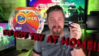 Tide Pod Challenge!!!!