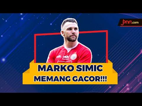 Marko Simic Berhasil Lelang Medali Juara Liga 1 2018, Harganya...