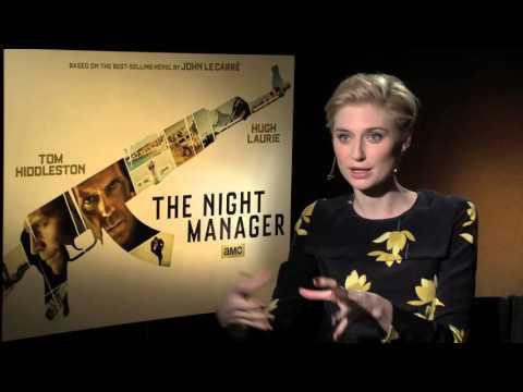 Elizabeth Debicki dishes her new role in