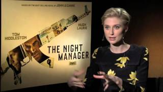 Elizabeth Debicki dishes her new role in