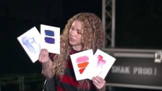 Help Shakira Create Her New Fragrance