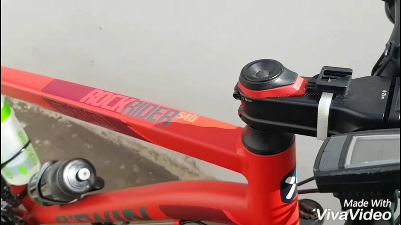 Review Bicicleta Btwin Rockrider 540 De Nau De Lanzarote