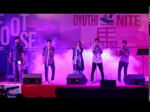ORU RAJAMALLI (UNPLUGGED)@DYUTHI  -  CLUB D MEDLEY