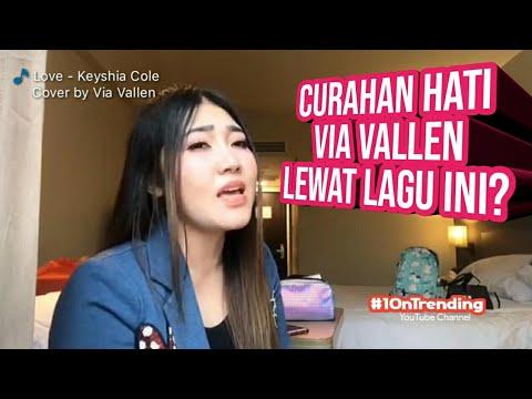 Via Vallen - Love - Keyshia Cole (Cover)