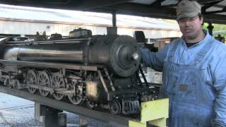 How To Fire A Steam Locomotive V2.0 In HD